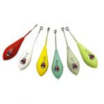 evo piombi pesca surf portoghese plastificati